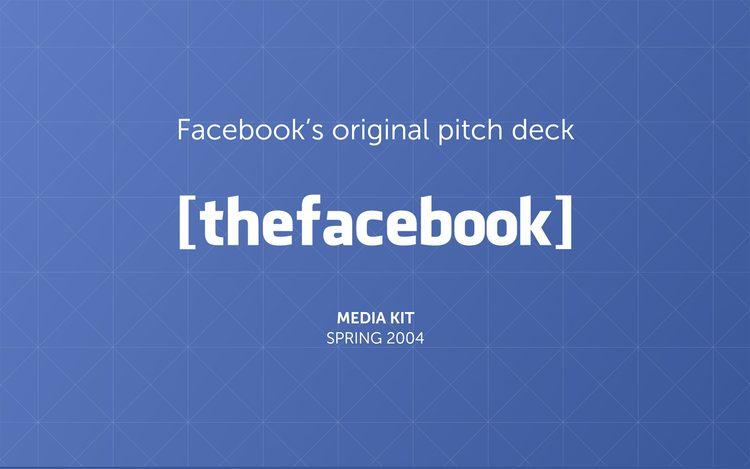 Pitch Desk facebook